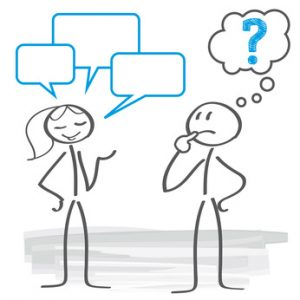 Missverständnis, Beziehung, beziehungsprobleme, kommunikation, unverständnis, ehe, männer, frauen, partner, eheberatung, ehepaar, erzählen, quatschen, zuhören, Character, figuren, frauengespräch, gerede, geschwätz, gespräch, hilflosigkeit, Fragezeichen, kommunikationsprobleme, lustig, paar, paartherapie, plappern, probleme, pärchen, ratlosigkeit, redefluss, reden, redeschwall, schwätzen, sprache, sprechblase, sprechblasen, sprechen, strichmännchen, tratschtante, unwissend, cartoon, comicfigur, unwissenheit, verständnis, soziale, kompetenz, zuhören